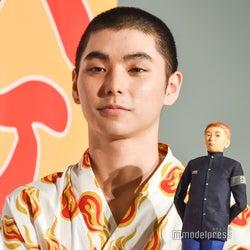 村上虹郎、坊主×浴衣姿で登場 アフレコは「iPhoneのボイスメモ」<犬ヶ島>