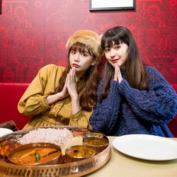 いま注目の3種のカレー 菅沼ゆり&村田倫子が話題の人気店へ