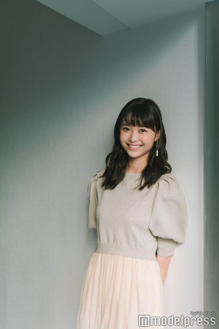 渡邊渚アナウンサー(C)モデルプレス