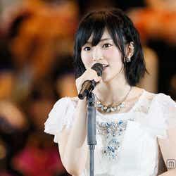 モデルプレス - 1位宣言のNMB48山本彩、結果は?「プレッシャーもすごく大きかった」<第7回AKB48選抜総選挙>