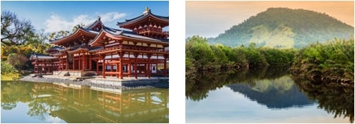 京都、ボルネオ島/画像提供:AAE Japan