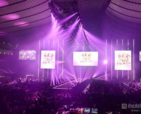 「東京ガールズコレクション2015A/W」来場者数発表