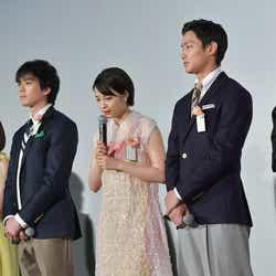 新田真剣佑、広瀬すず、野村周平 (C)モデルプレス