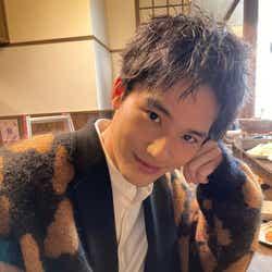 岡田健史/ドラマ「ウチの娘は、彼氏が出来ない!!」オフィシャルブログより(提供写真)