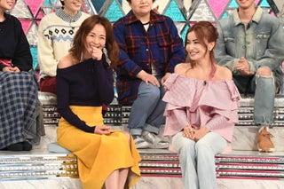 """""""美のカリスマ""""SHIHO&平子理沙が初共演 私生活公開で驚き続出"""