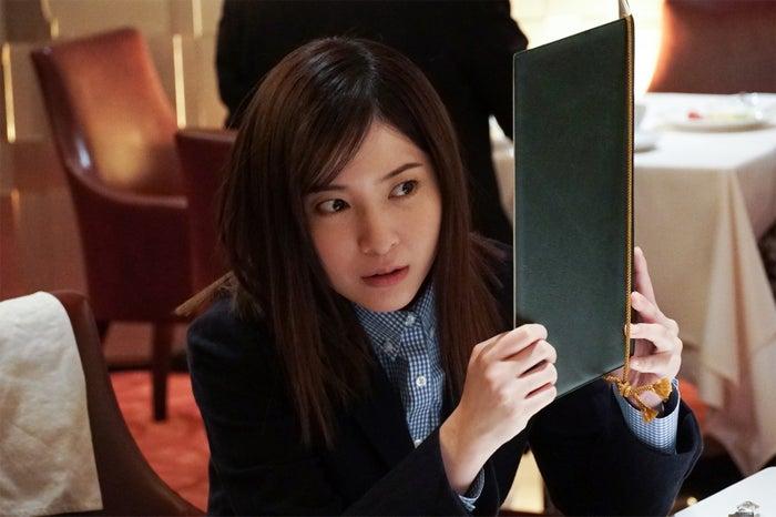 吉高由里子/「正義のセ」第3話より(C)日本テレビ