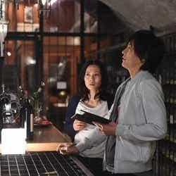 中谷美紀、藤木直人「私 結婚できないんじゃなくて、しないんです」第9話・場面カット(C)TBS