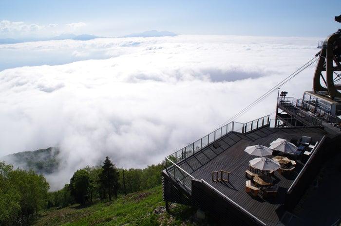 ソラグランピングリゾート/画像提供:日本スキー場開発