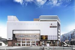 錦糸町パルコ 3月16日開業 105店で年間売上高115億