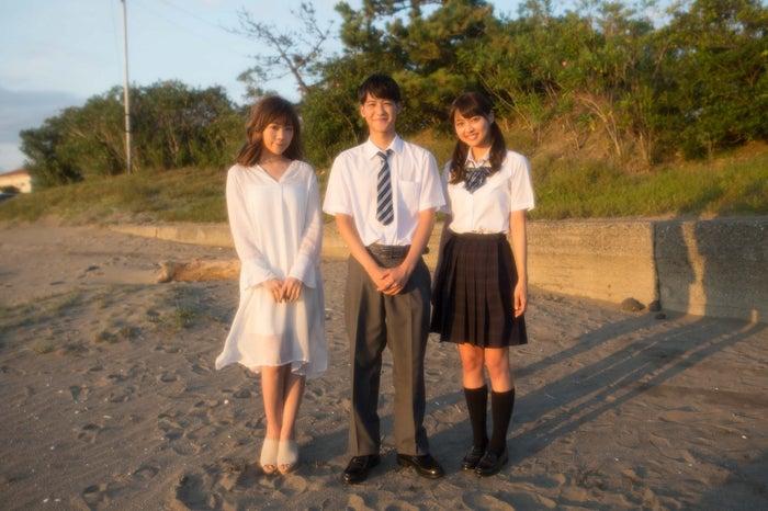 (左から)MACO、葉山奨之、松元絵里花