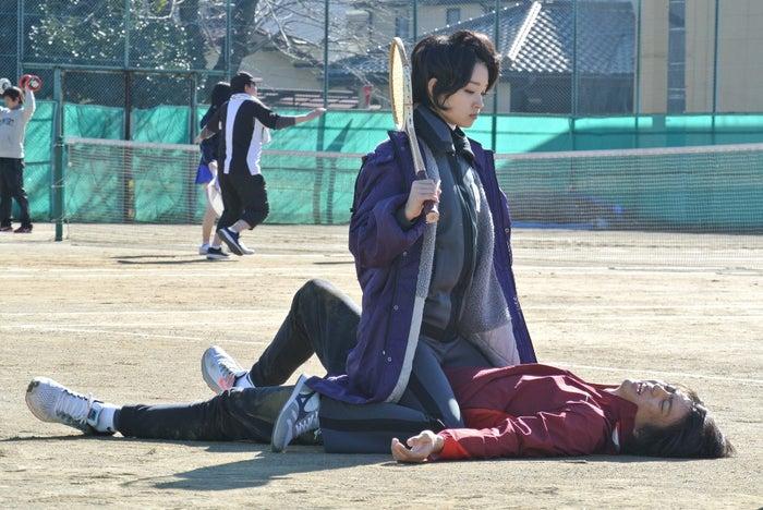剛力彩芽、健太郎(C)TBS