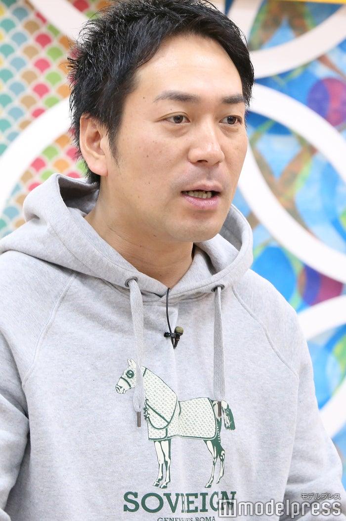 スーパーマラドーナ・武智 (C)モデルプレス