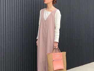 春に着たいピンク色選手権! くすみ・青み・パステル……私らしいカラーを見つけましょう♡