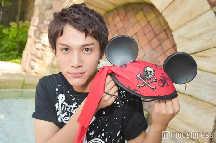 パイレーツのイヤーハット¥2,000/中川大志(C)モデルプレス(C)Disney