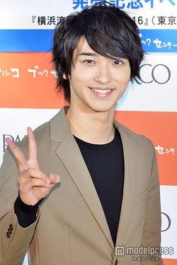 横浜流星、目標は山田孝之「いろいろな色に染まれる俳優に」