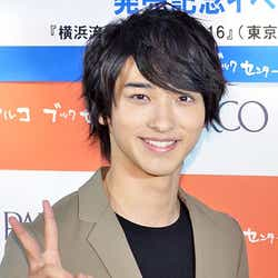 横浜流星、目標は山田孝之「いろいろな色に染まれる俳優に」【モデルプレス】