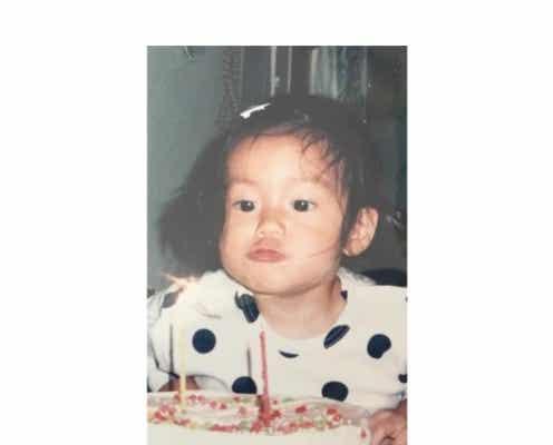 二階堂ふみ、2歳で既に「可愛すぎ」「大物感」幼少期ショットに反響