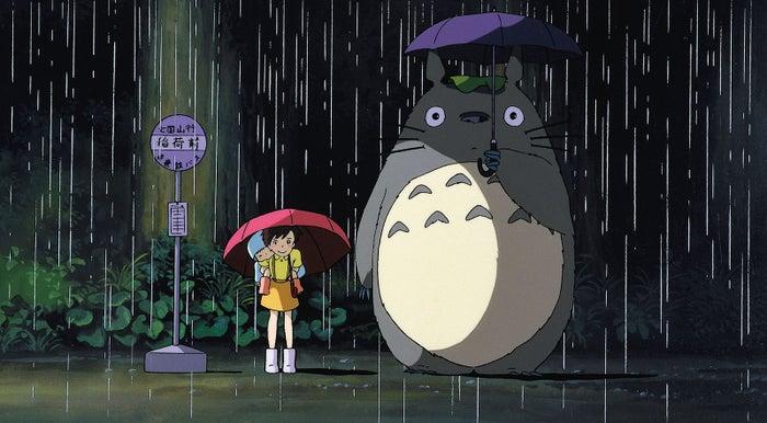 『となりのトトロ』(C)1988 Studio Ghibli<br>