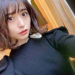 モデルプレス - 長濱ねる、巻き髪自撮りに「似合ってる」「雰囲気変わる」の声