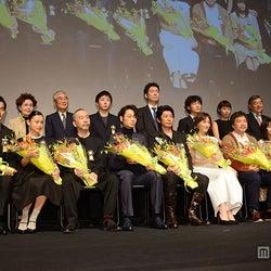 綾野剛、綾瀬はるか、広瀬すずら豪華集結「TAMA映画賞」授賞式