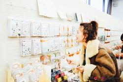 """""""文具女子""""が急増中 柴田紗希が魅力に迫る<Kawaii JAPAN-da!!>"""