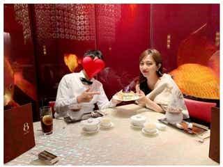 菊地亜美、夫とバースデー旅行 2ショットに「素敵夫婦」「憧れ」と反響