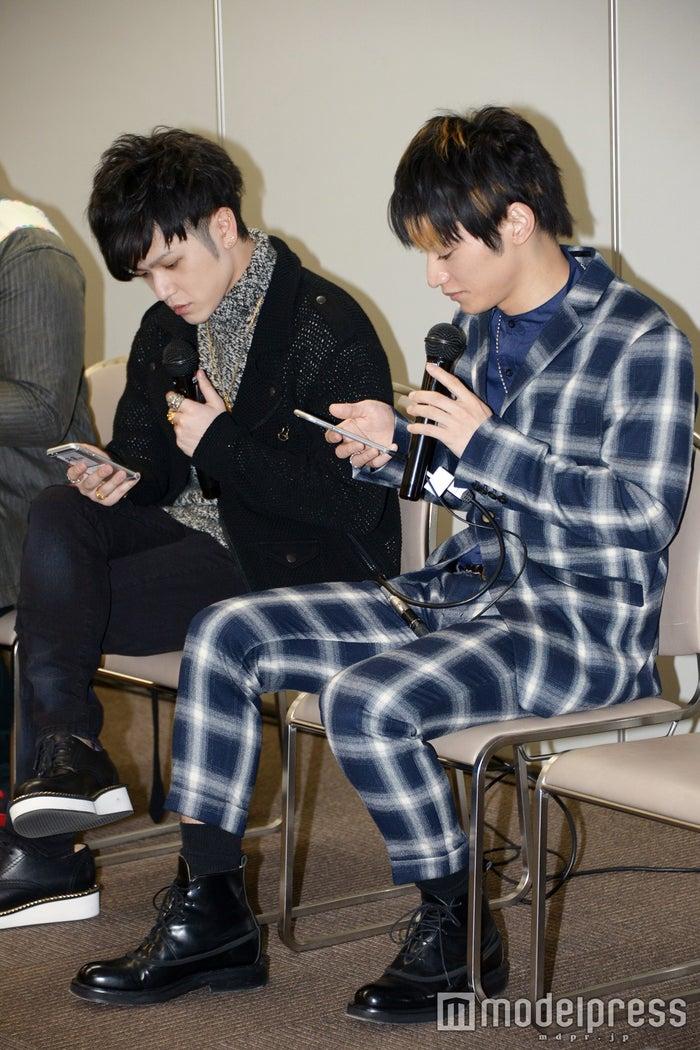 末吉秀太&日高光啓(C)モデルプレス