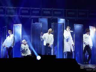 BIGBANG、80万人動員ツアー幕開け 1年ぶりパフォーマンスに終始熱狂