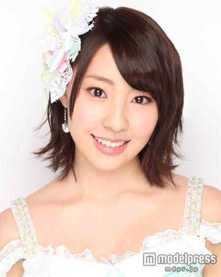 「第4回じゃんけん大会」で選抜入りを果たしたAKB48藤江れいな