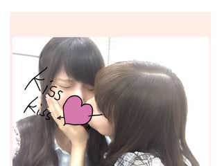 AKB48入山杏奈のキスショットに「すごくドキドキ」「可愛すぎる」と反響