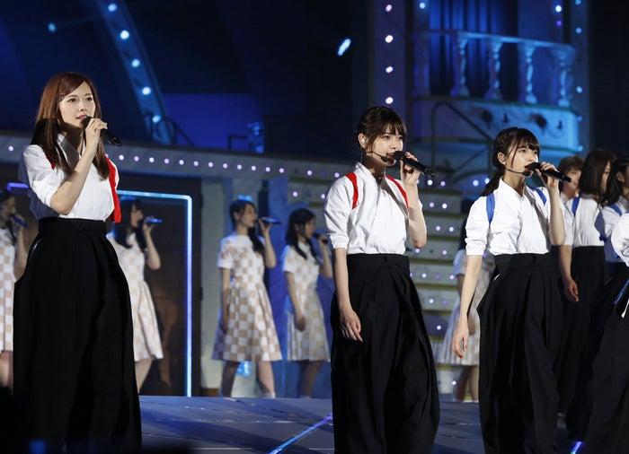 乃木坂46、最新シングルについて発表<映画「あさひなぐ」主題歌「いつかできるから今日できる」>(提供写真)