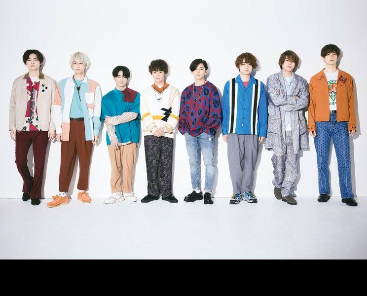 Hey! Say! JUMP、新曲「ネガティブファイター」新ビジュアル&収録曲解禁