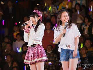 """NMB48山田菜々「私が一目惚れ」 """"後継者""""がファンに初挨拶で1万人歓声"""