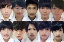 【投票結果】「男子高生ミスターコン」中国・四国地方のファイナリスト10人発表!<日本一のイケメン高校生を決める>