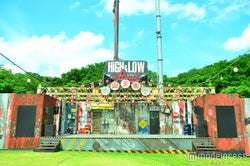 「HiGH&LOW THE LAND」(C)モデルプレス