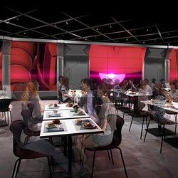 秋葉原「ガンダムカフェ トーキョー ブランドコア」ショーも上演するエンタメレストランに進化
