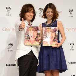 (左より)ダイヤモンド☆ユカイ、スザンヌ