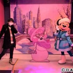 """風間俊介が""""冬ディズニー""""を徹底リポート! 通だからこそ知る、今年の楽しみ方は?"""
