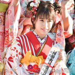 朝長美桜/AKB48グループ成人式記念撮影会 (C)モデルプレス