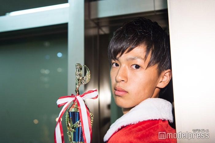 グランプリに輝いた西岡将汰くん(C)モデルプレス