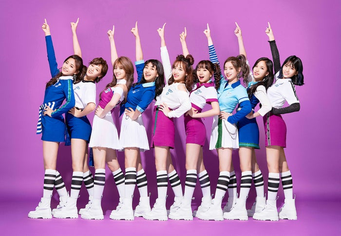 「One More Time」TWICE