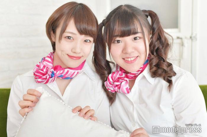 (左から)小澤綾乃、滝川光 (C)モデルプレス