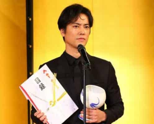 桐谷健太、三船敏郎賞を受賞し高らかに宣言!京都国際映画祭