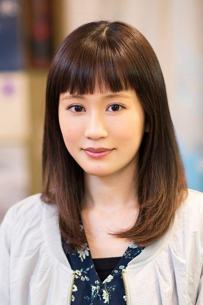 前髪ぱっつんの前田敦子