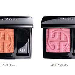 ディオールスキン ルージュ ブラッシュ〈カラー ゲームス〉/限定2色/画像提供:Dior