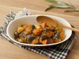 【常備菜レシピ】ビタミン豊富!ヘルシーで美味しい「野菜たっぷりラタトゥイユ」