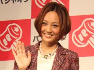 ガルネク千紗、北島康介と結婚でおのろけ「幸せいっぱいです」