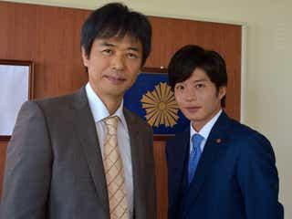 時任三郎、田中圭と『所轄魂』で父子役「とても楽しみ」