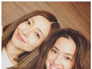 中村アン&片瀬那奈「姉妹みたい」「なんだか似てる」2ショットに反響