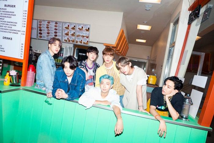 BTS(提供写真)